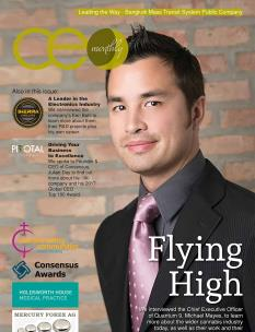 CEO Monthly August 2017