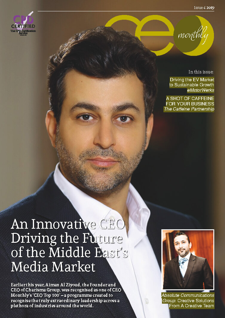 CEO Monthly April 2019
