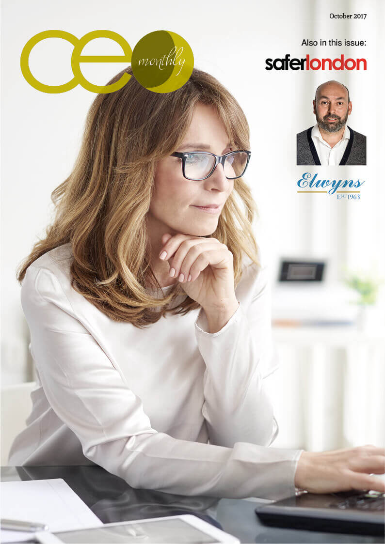 CEO Monthly October 2017