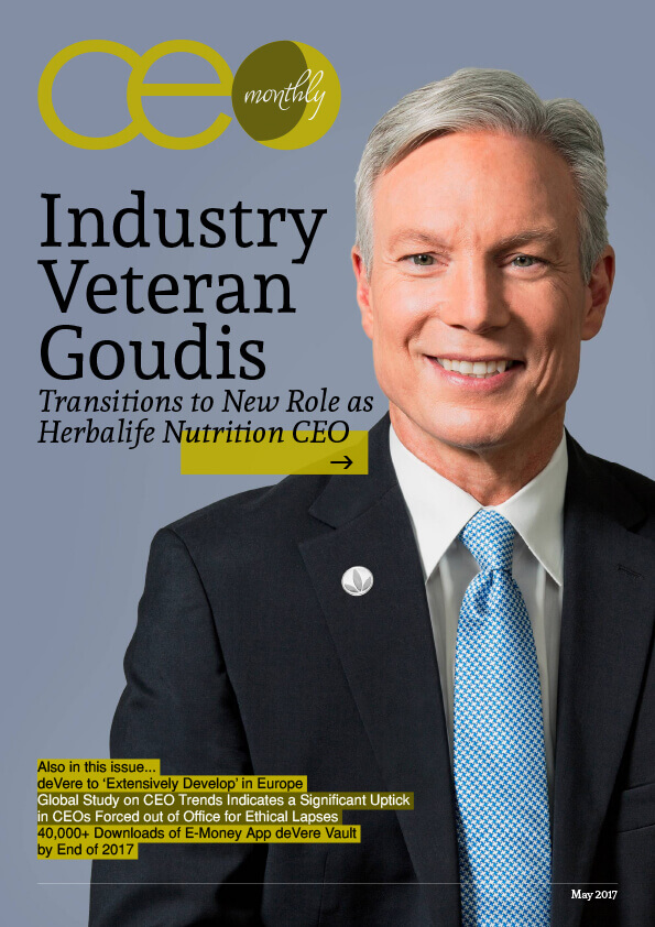 CEO Monthly May 2017