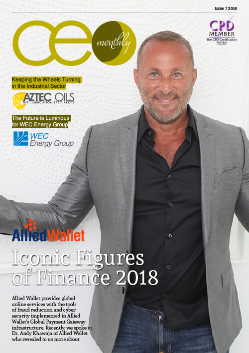CEO Monthly July 2018