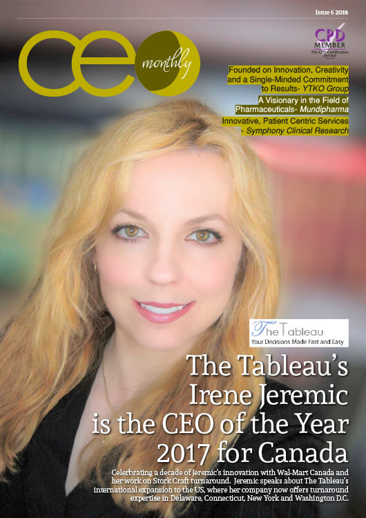CEO Monthly June 2018