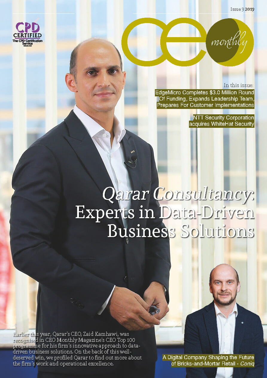 CEO Monthly March 2019