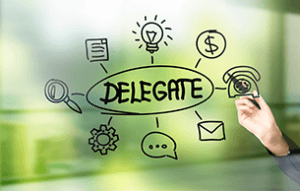10 Tips to delegating effectively.