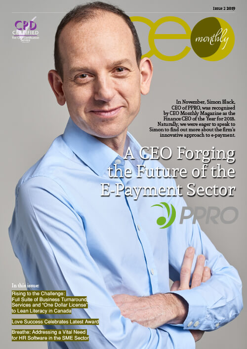 CEO Monthly February 2019